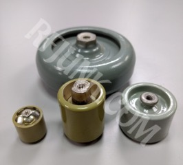 CERAMIC DOORKNOB CAPACITORS