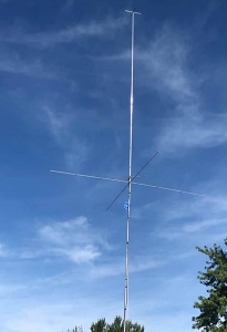 Shockwave Ground Plane Antenna