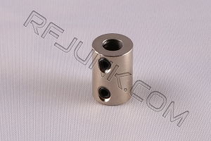 Shaft coupler 1/4
